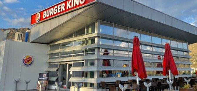 """Yeşilada: """"Hükümetin Burger King'e sağladığı ayrıcalık rekabeti engelliyor"""""""