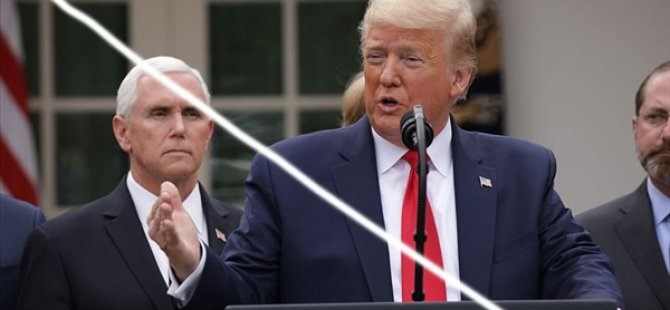 """Beyaz Saray Sözcüsü Mcenany: """"Başkan Trump gerekli görürse 'isyan yasası'nı kullanır"""""""