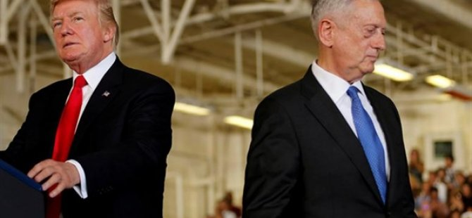 Trump İle Eski Savunma Bakanı Mattis Arasında Protesto Polemiği