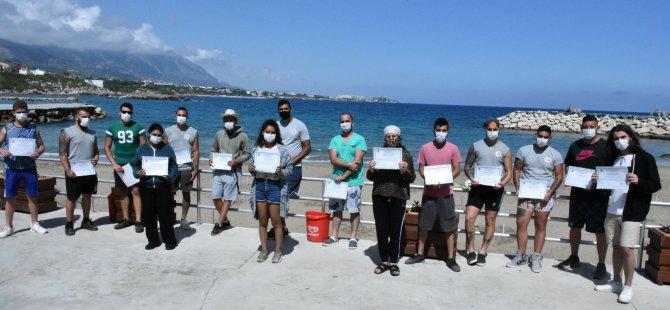 Kervansaray Halk Plajı Sosyal Mesafe Önlemleri Çerçevesinde Açılıyor: giriş 7.5 TL