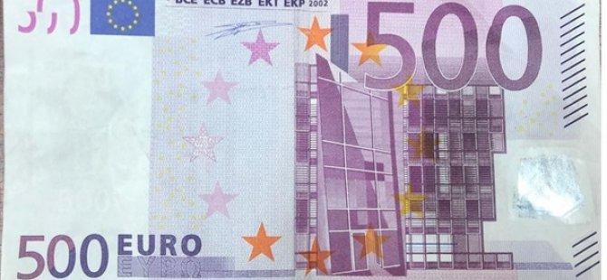 Döviz Bürosu Çalışanı Elindeki Sahte 500 Euro'yu Bilerek Müşteriye Verdi