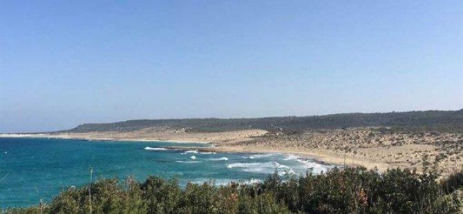 5 Haziran Dünya Çevre Günü Dolayısıyla Karpaz Ronnas Sahilinde Temizlik Etkinliği Düzenleniyor