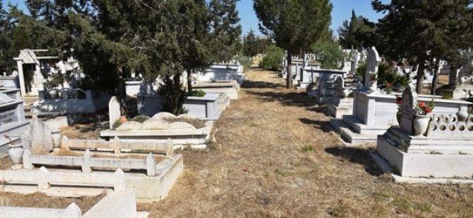 İngiltere'de yaşamını yitiren 6 Kıbrıslı Türk bugün defnedildi