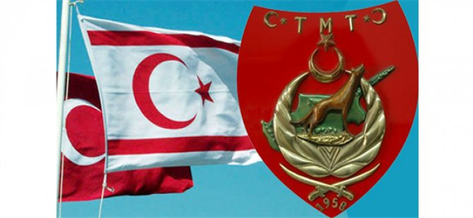 Kıbrıs TMT Mücahitler Derneği, TMT Hakkinda Asılsız Bilgiler Verilmesine Tepki Gösterdi