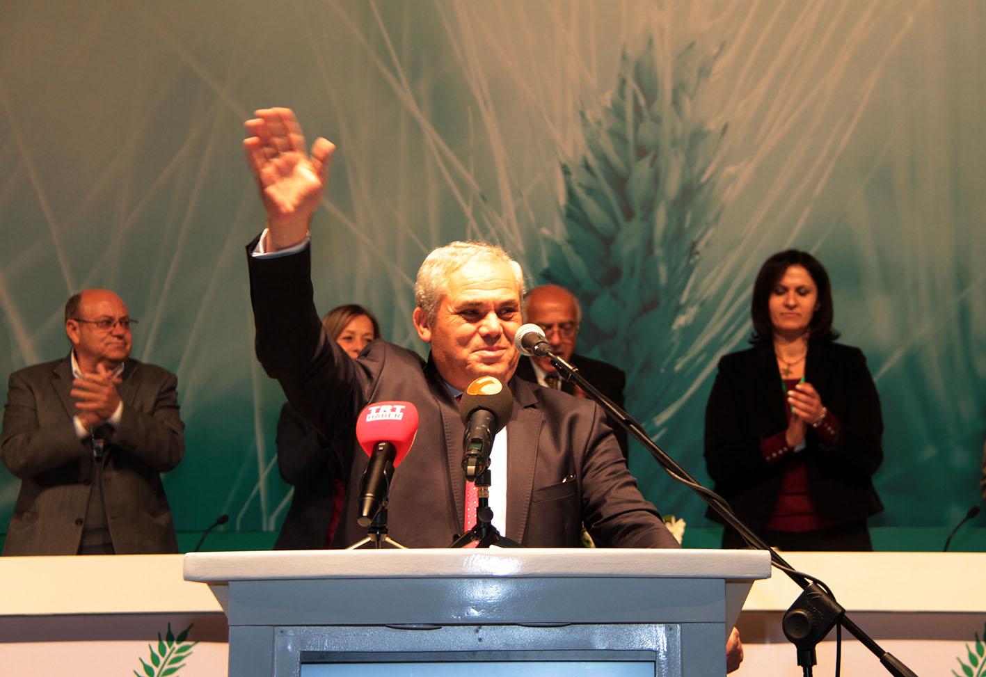 CTP Yeniden Yorgancıoğlu Dedi