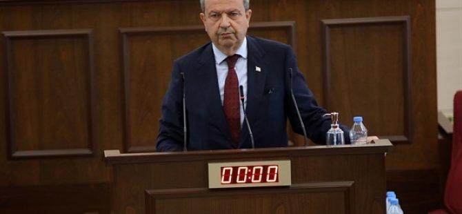 """Ersin Tatar, """"Ne oldu da 1 Temmuz'dan sonra Tabipler Birliği kimlerin dürtmesi ile mahkemeye gidiyor, bunları takip ediyoruz"""
