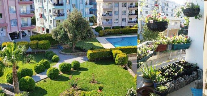 Girne Belediyesi En Güzel Bahçe - Balkon Yarışması sonuçları belli oldu