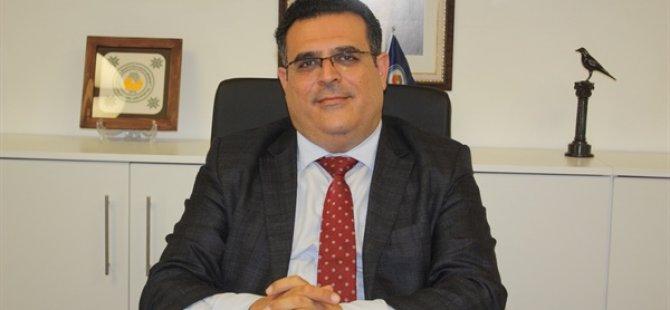 """DAÜ Rektörü Prof. Dr. Aykut Hocanın :""""Beraber çalışacağız ve DAÜ'yü ortak akılla ileriye taşıyacağız"""""""