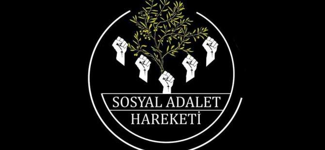 """Sosyal Adalet Hareketi: """"Öncelik birilerini memnun etmek değil, halk sağlığı olsun"""""""