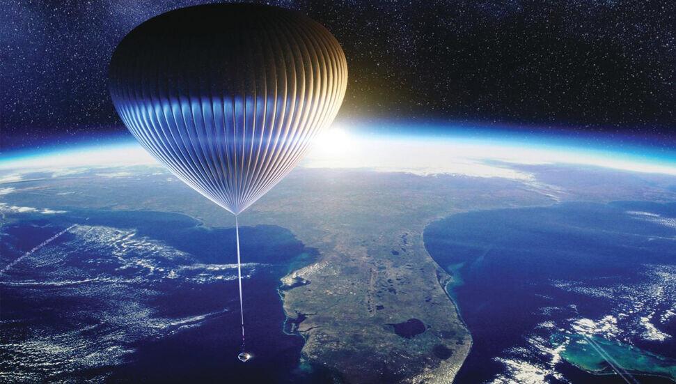 Balonla uzay turizmi mümkün hale geliyor: Bilet fiyatı açıklandı