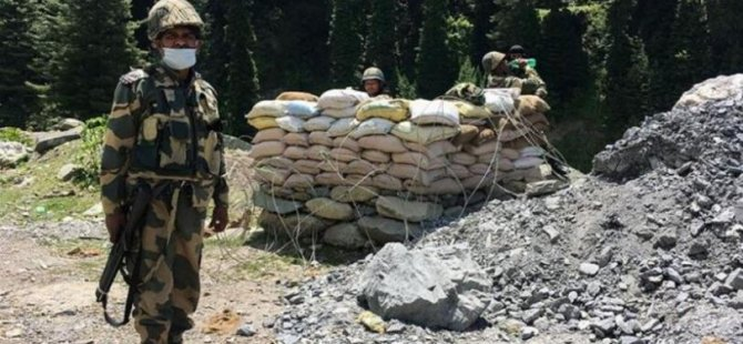 Hindistan ve Çin çatışmaların yaşandığı sınır bölgesinden askerlerini çekiyor