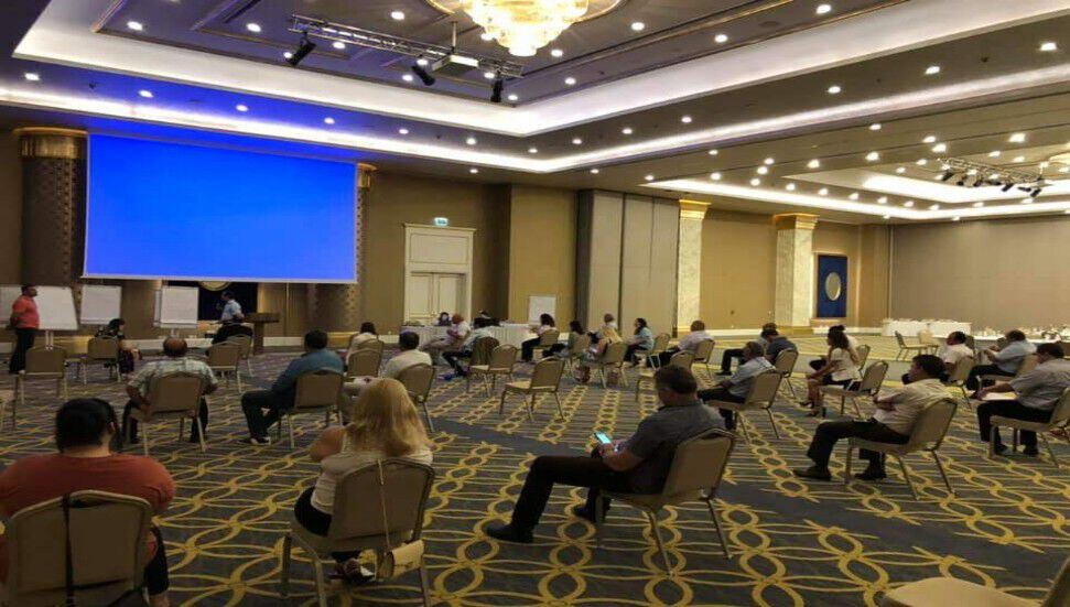 Mehmetçik Belediyesi imar planı çalışmaları kapsamında çalıştay düzenledi