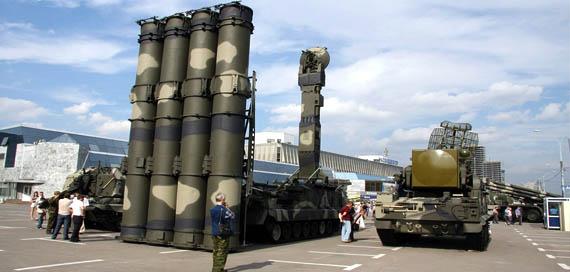 Rus S-300 füzeleri 'Suriye'ye ulaştı'