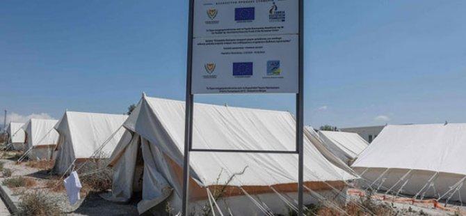 Purnara Mülteci Kampında Yine Olay Çıktı