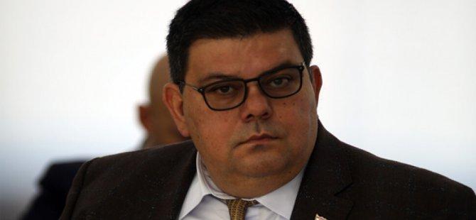 UBP Girne İlçe Başkanlığı'na getirildi