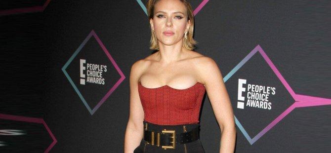 Scarlett Johansson: Hollywood'da kadın oyuncuların ince kalması için baskı hep vardı