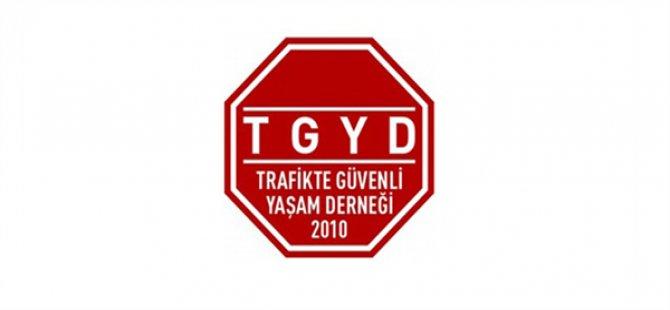 Trafikte Güvenli Yaşam Derneği Yönetimleri Trafik Güvenliği Konusunda Adım Atmamakla Suçladı