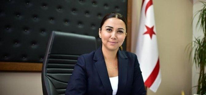 İçişleri Bakanı Ayşegül Baybars, Polis teşkilatının 56. Kuruluş yıl dönümü nedeniyle mesaj yayımladı