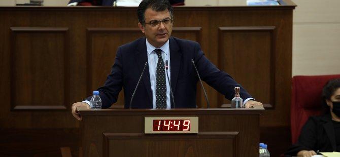 Akansoy:''Tatar Kıbrıslı Türklerin haklarını gözetmiyor''