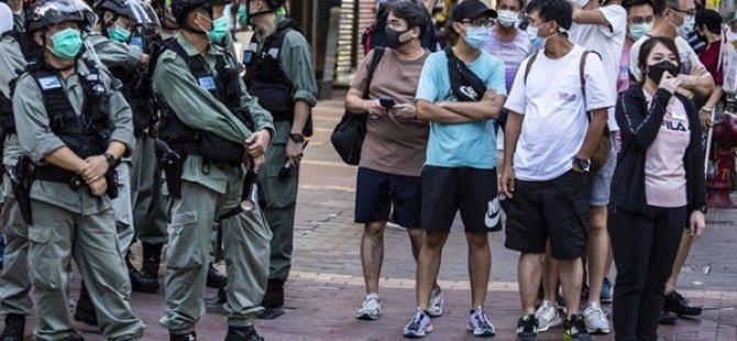 Çin, Hong Kong'da Uygulanacak Ulusal Güvenlik Yasası'nı Onayladı