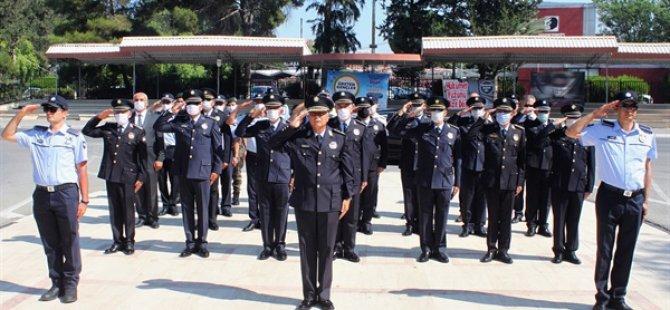 Polis örgütü'nün 56. Kuruluş yıldönümü kutlanıyor