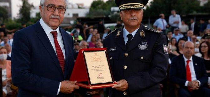Polis Örgütü'nün 56'ncı Kuruluş Yıldönümü düzenlenen törenlerle kutlandı