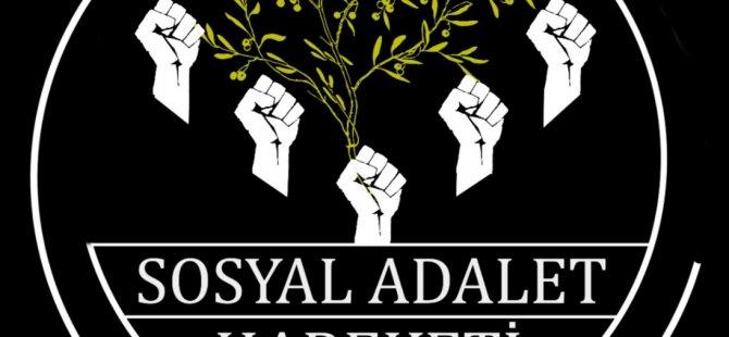 Sosyal Adalet Hareketi:Yarın çok geç olacak‼