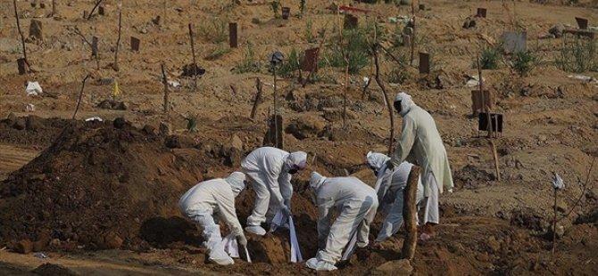 Kovid-19'dan Son 24 Saatte Brezilya'da 1038, Meksika'da 741, Hindistan'da 434 Kişi Öldü