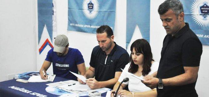 Mağusa Spor Akademisi Derneği Genel Kurulu yapıldı