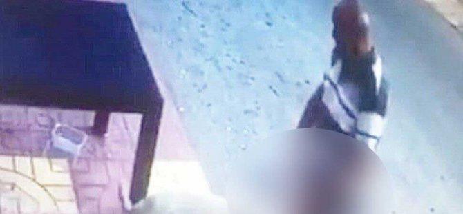Köpeğe cinsel istismarda bulunan şahıs, hayvanseverler tarafından polise teslim edildi