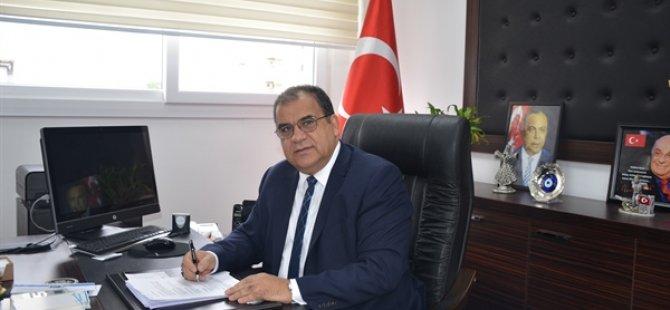 Sucuoğlu, TBMM Başkanı Şentop ile görüşecek