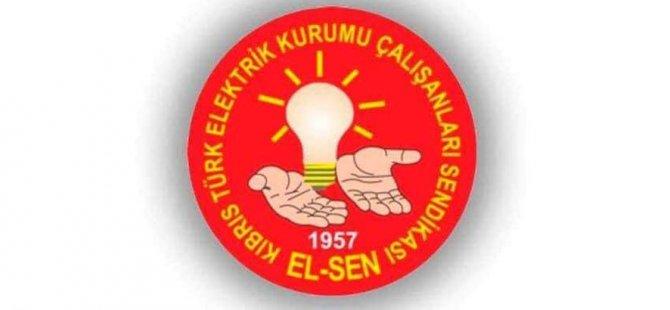 Kıbrıs Türk Elektrik Kurumu Çalışanları Sendikası'nın Olağan Genel Kurulu bugün yapılacak
