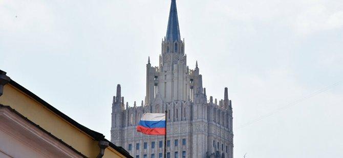 Rus Dışişleri: ABD istihbaratı uyuşturucu ticaretine karışmış durumda