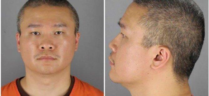 Floyd davasında 3. polis memuru da kefaletle salıverildi