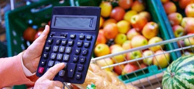 Güney Kıbrıs'ta Temmuz Ayı Enflasyon Oranı  Eksi Yüzde 2