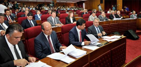 Meclis üç yasa tasarısı onayladı