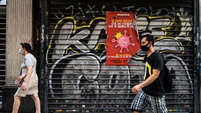 Koronavirüs: İspanya'da yapılan bir araştırma sürü bağışıklığı tezini çürüttü