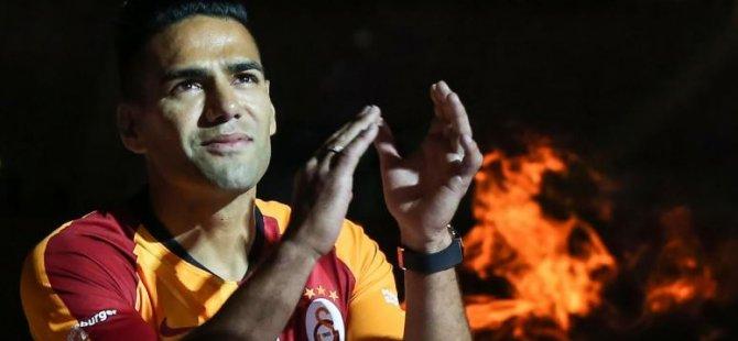 Galatasaray'da Radamel Falcao'nun her golü 636 bin euroya denk geldi