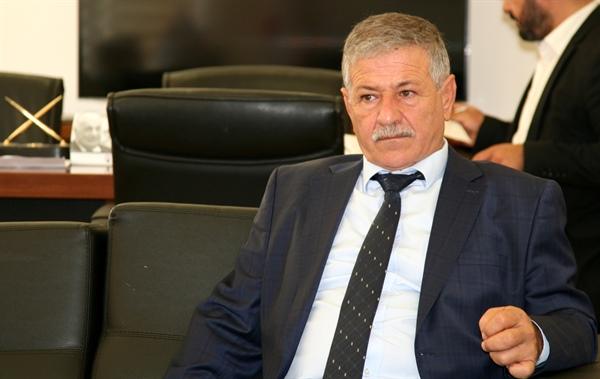 Gürcafer:Müteahhitler devletten alacaklarını hâlâ alamadı