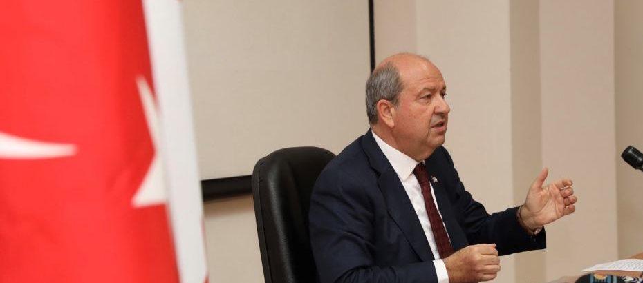 Tatar:Koronavirüsle mücadele ve dışa açılım süreci iyi gidiyor, halkın desteği ile ülkeyi mutlaka güzel günlere ulaştıracağız