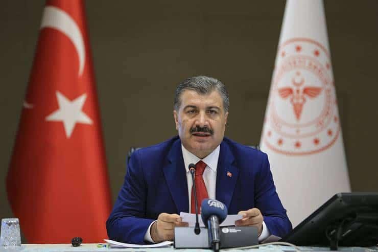 TC Sağlık Bakanı Koca: Koronavirüsün yeni belirtileri var