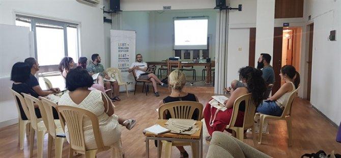 KUİR Kıbrıs Derneği Homofobi, Bifobi ve Transfobi Karşıtı Buluşma Gerçekleştirdi