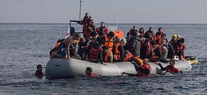 4 örgütten ortak açıklama: Sığınma Talebinde Bulunmak Temel Haktır