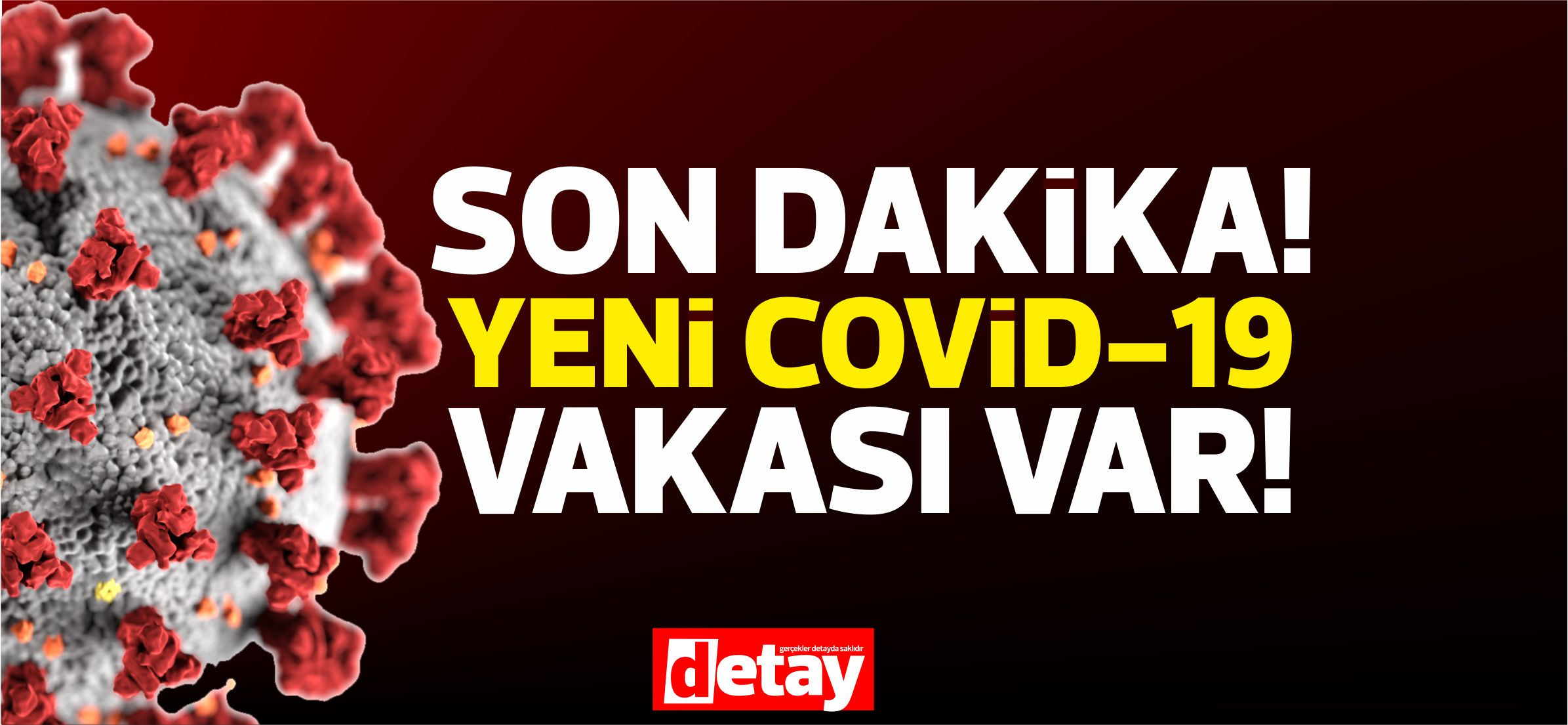 #COVİD-19 Akdoğan'da 2 yeni pozitif vaka