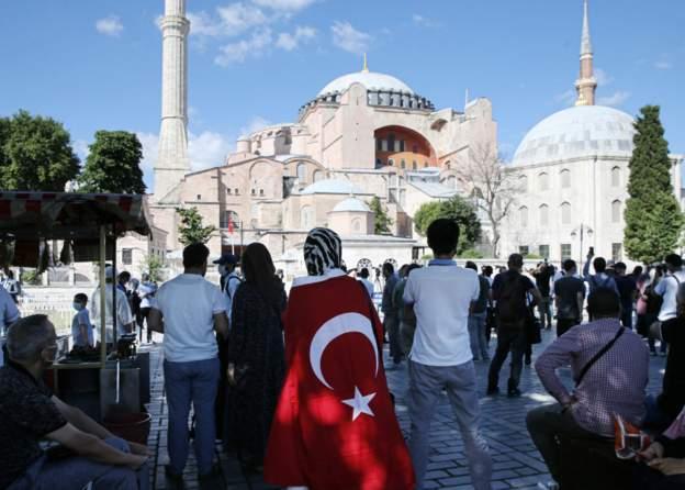 UNESCO: Ayasofya kararından derin üzüntü duyduk