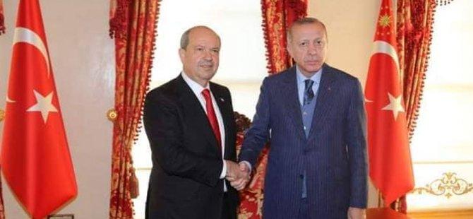 Erdoğan, Tatar ile görüştü.. Ayasofya'nın ibadete açılması, Kovid-19 ile mücadele konuları ele alındı