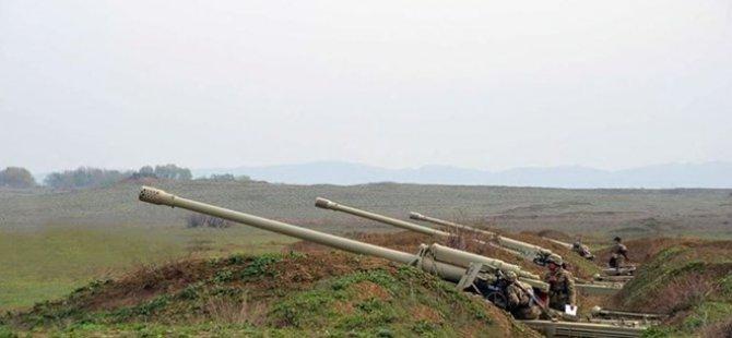 Azeri-Ermeni sınırında çatışma