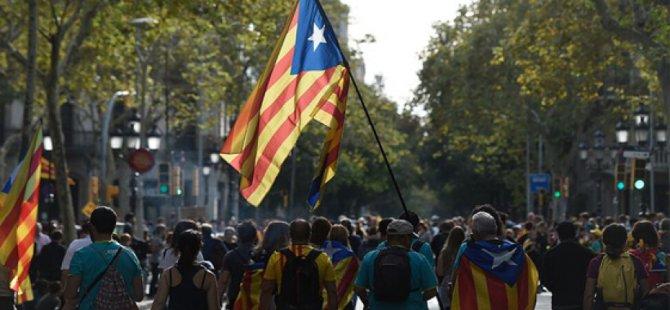 Katalonya'da artan Covid-19 vakaları alarm veriyor