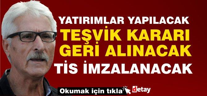 El-Sen: Aksa ülkeyi sömürüyor, Kıb-Tek kötü yönetiliyor