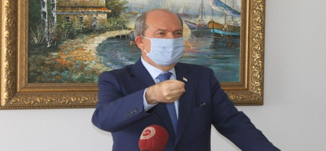 Tatar:AB'yi Yeşil Hat Tüzüğü konusundaki girişimleri hızlandırmaya çağırdı
